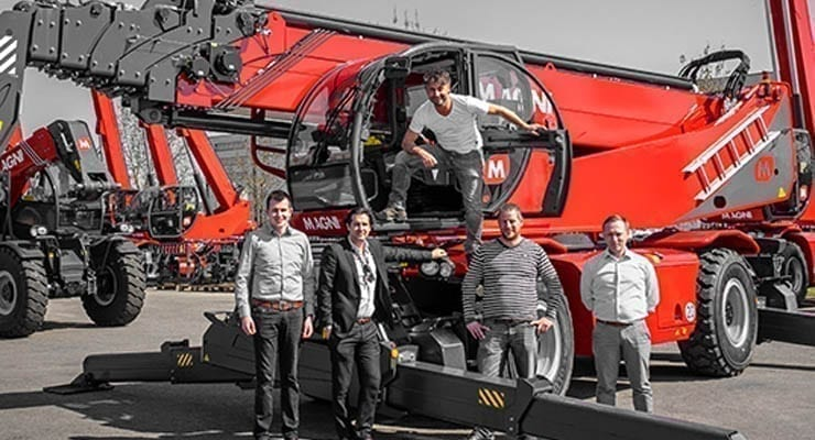 Magni sells the first RTH 6.46 SH in Germany