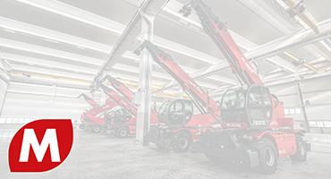 Action Equipment Adds 20+ Magni Telescopic Handlers to Fleet