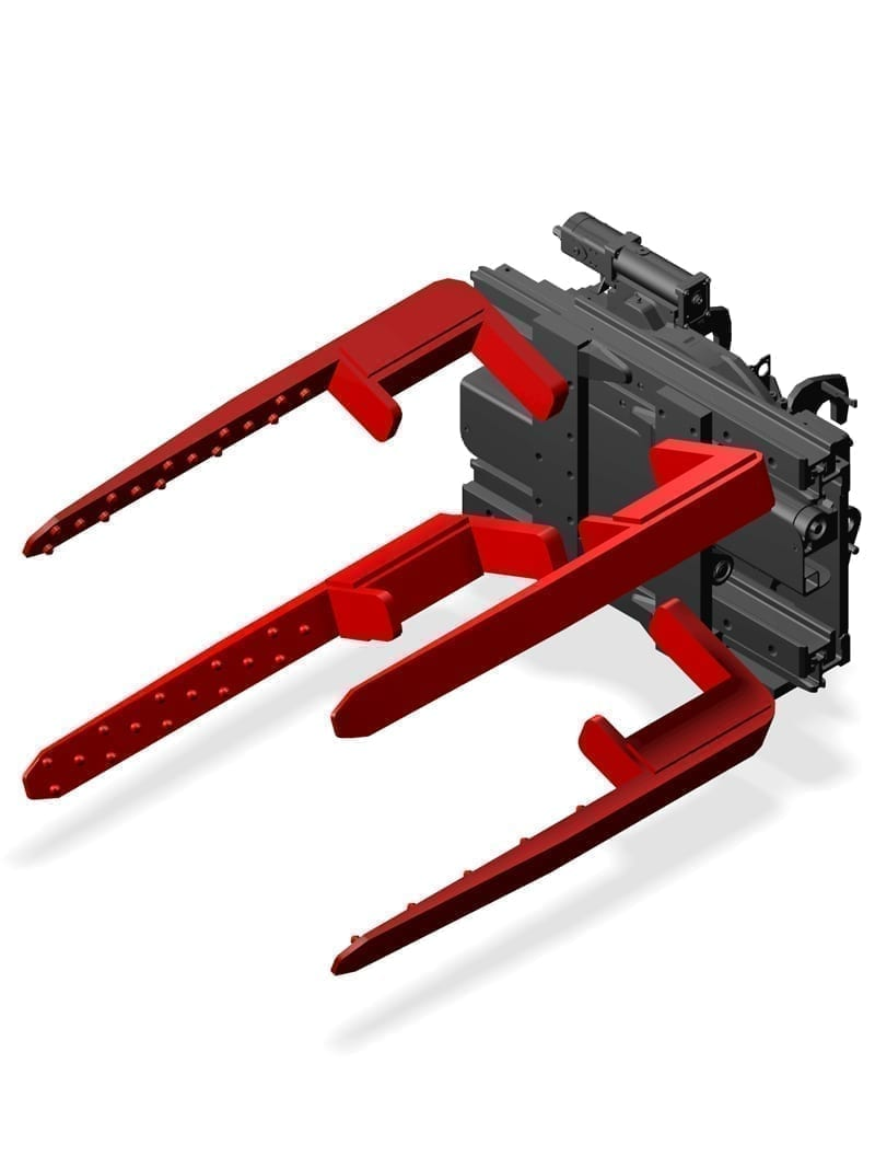 25″ TYRES CLAMP