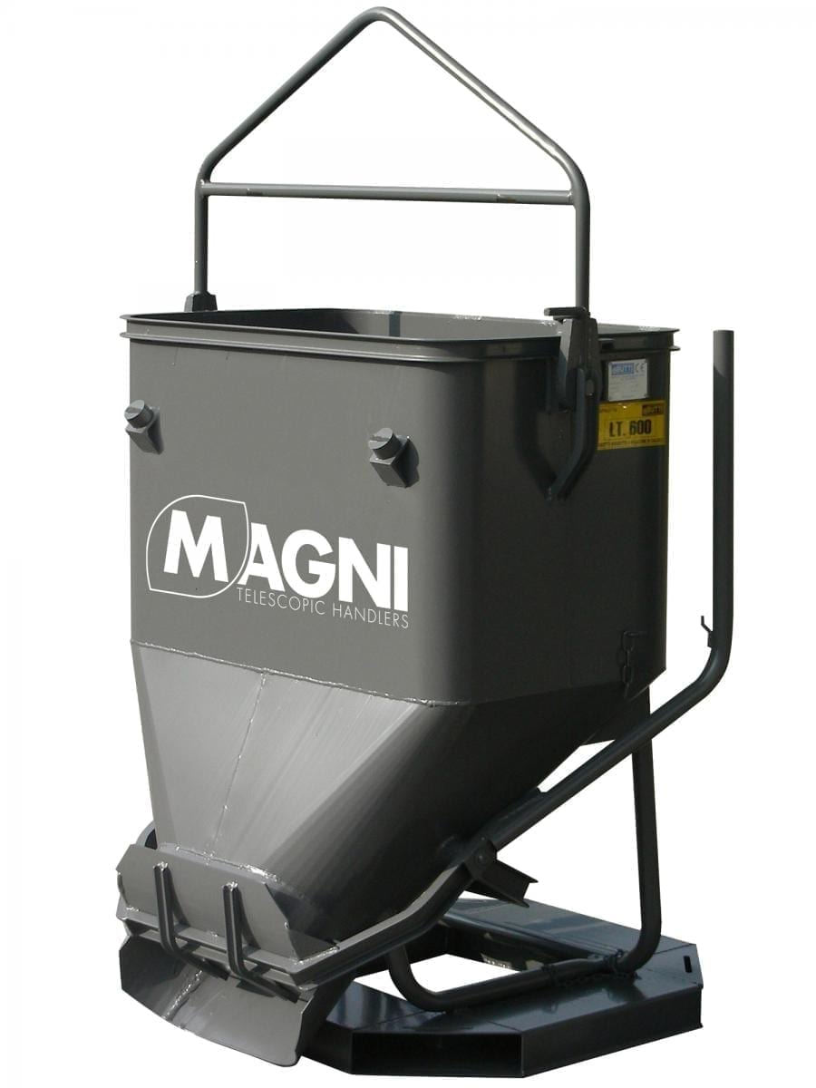 CONCRETE BUCKET 600 L