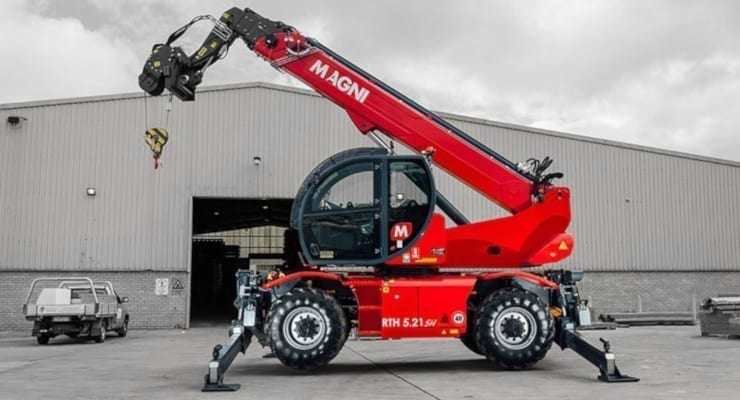 All Lift is the new exclusive Magni concessionaire for Australia
