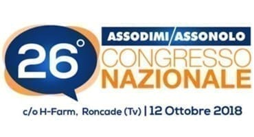 Magni is the official sponsor of the 26th Assodimi / Assonolo Congress