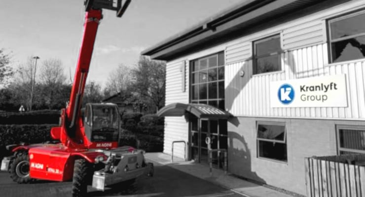 Magni Telescopic Handlers UK Ltd appoints new Southern Dealer
