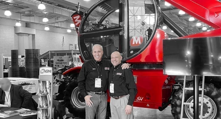 Magni TH Dealer Network expands with addition of ABLE Equip. Rental
